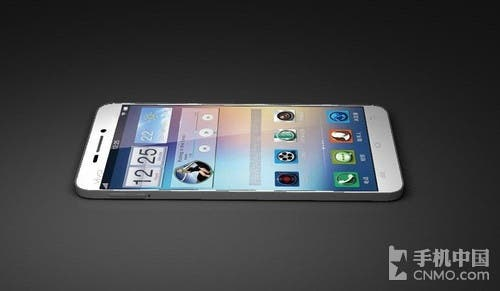 vivo xplay 3s render