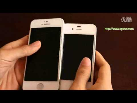 Watch the real iPhone 5 boot up with iOS 6 in this leaked Foxconn Video!