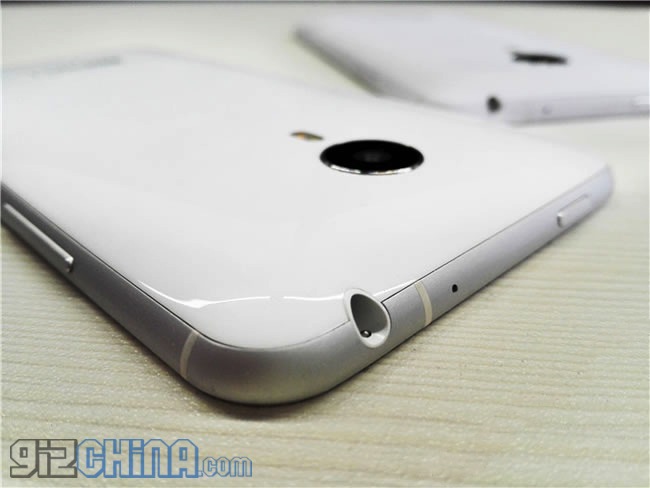 white gloss meizu mx4