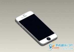 white iPhone 5 picture leaked