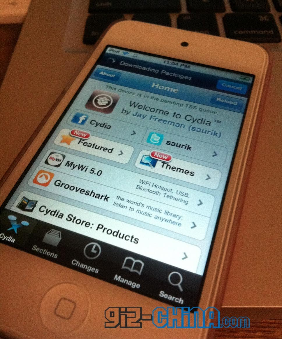 how to jailbreak ipod 4g,how to jailbreak white ipod touch,jailbreak ios 5.0.1 white ipod touch,white ipod touch jailbreak instructions