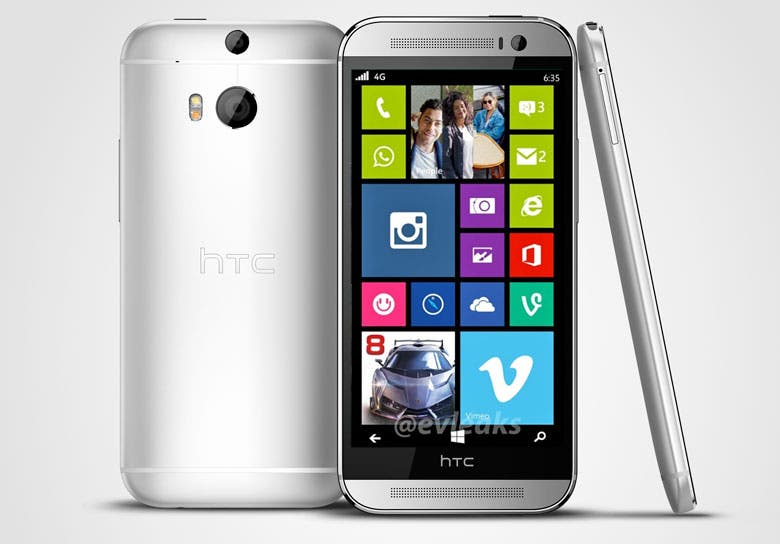 htc w8 leaked render