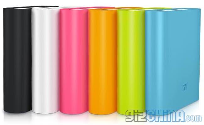 xiaomi battery pack colour