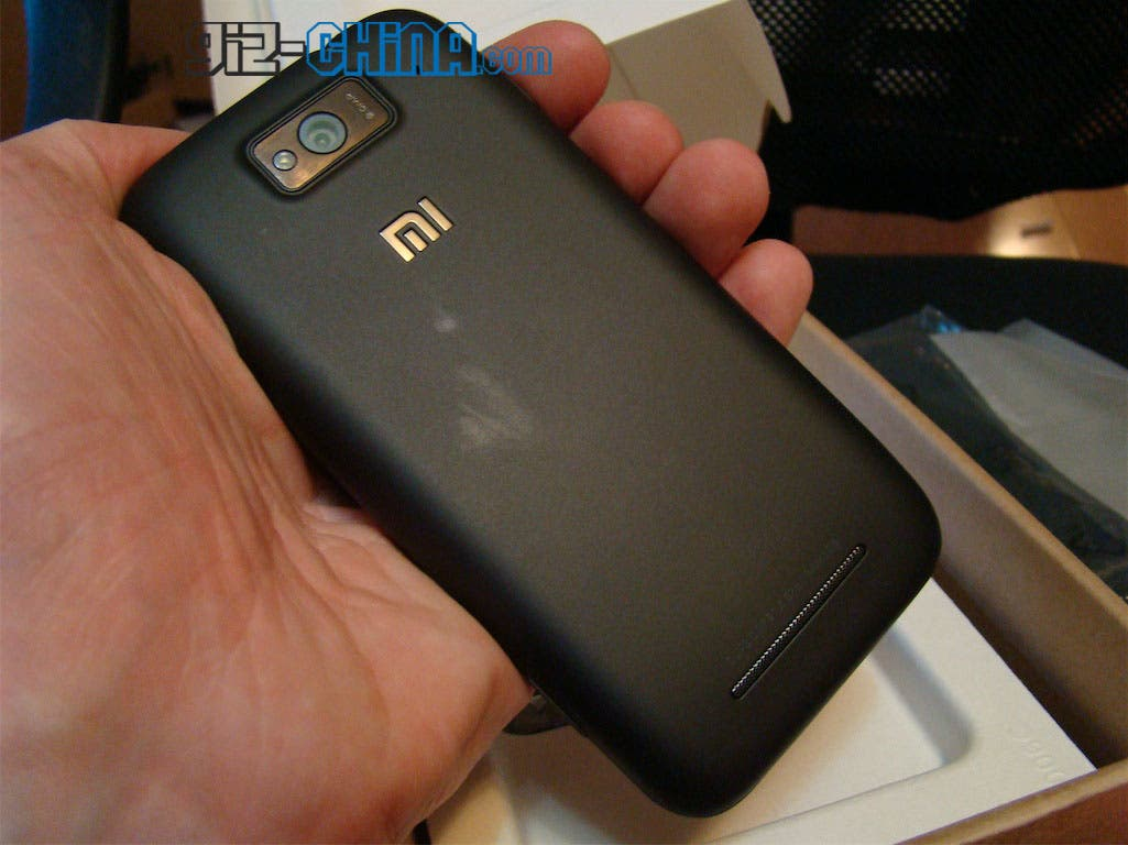 xiaomi m1 unboxing and hands on video gizchina