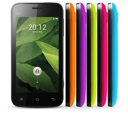 xiaomi m1s top 10 chinese phones