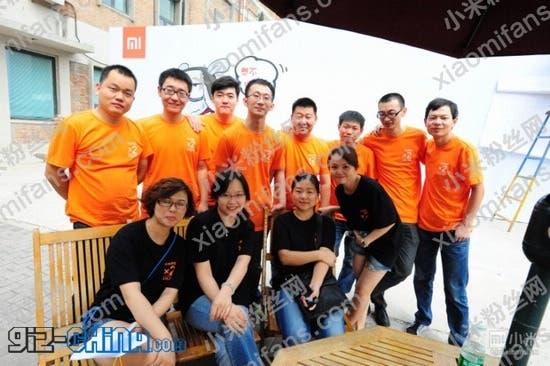 xiaomi m2 launch happy fans
