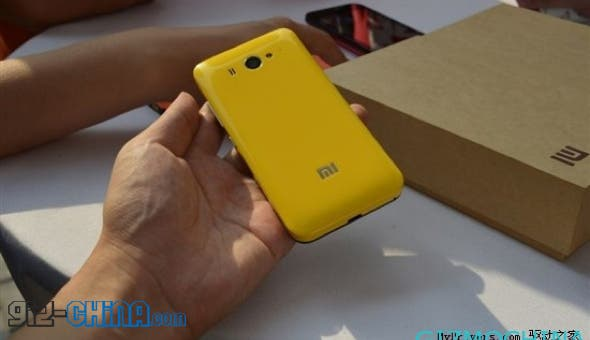xiaomi m2 hand on photos full specification
