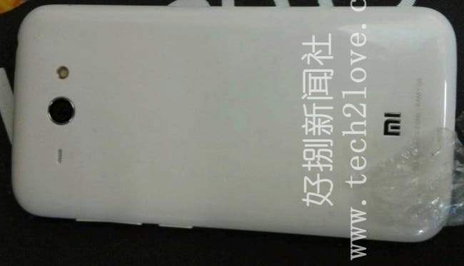 xiaomi mi2 youth leaked