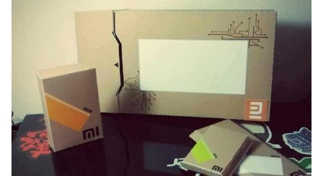 Xiaomi Mi3 shows up on Antutu with 2.1Ghz CPU, plus leaked packaging