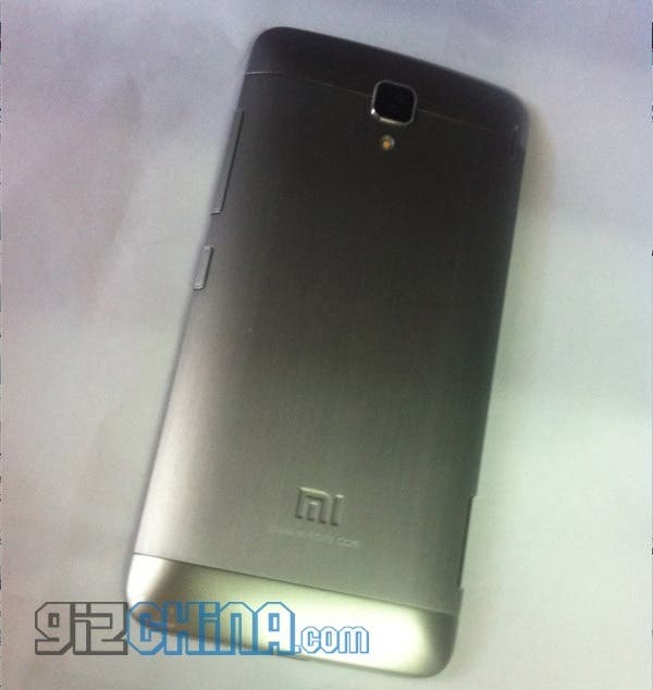 xiaomi mi3 leaked prototype Xiaomi Mi3 prototype turns up again this time with 5.5 inch display!