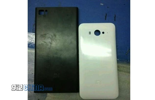 Xiaomi Mi3 leaked shell hints at 5-inch 1080HD screen