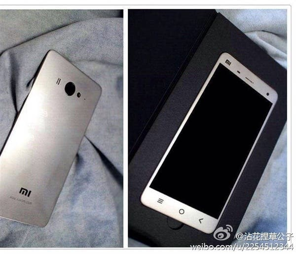 xiaomi mi4 leak photo shop