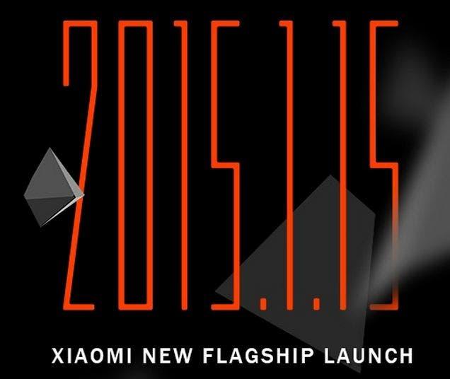 xiaomi mi5 15th launch