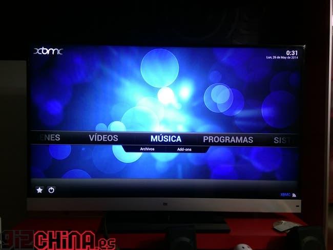 Xiaomi MiTV XBMC