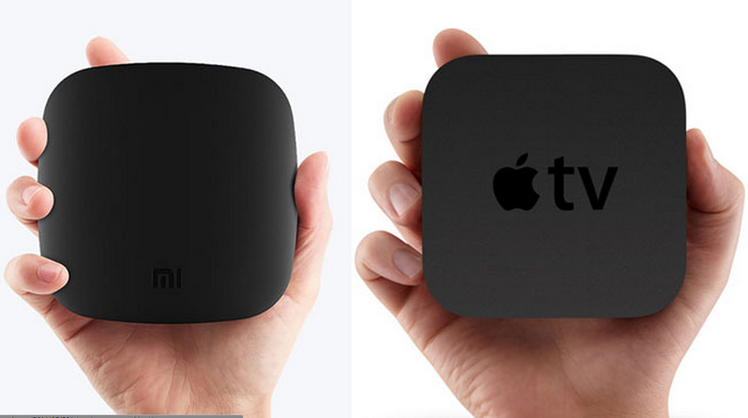 xiaomi tv apple tv