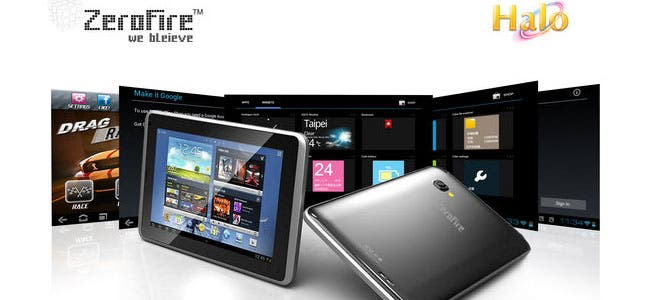 1.6Ghz ZeroFire Halo 7 inch tablet gets built in 3G!