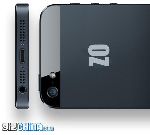 zophone iPhone 5 clone design