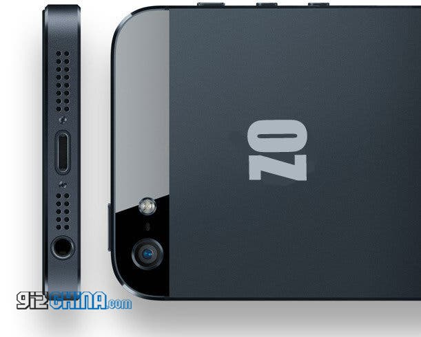zophone iphone 5 clone android china