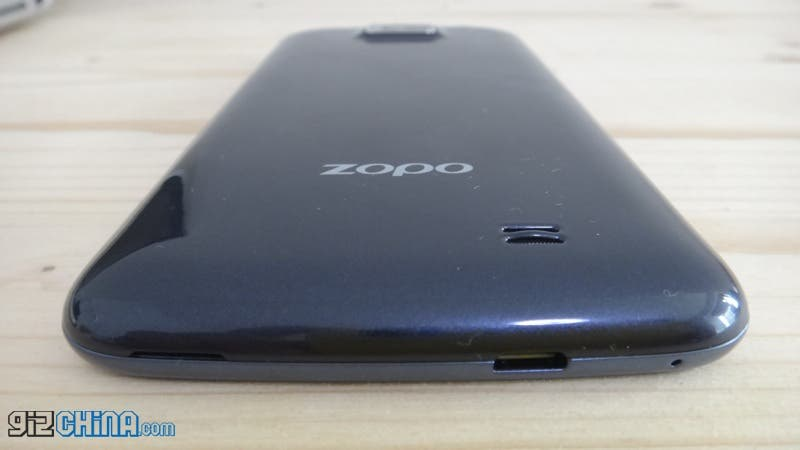 zopo zp900 leader hands on review