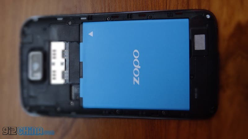 zopo zp900 leader large battery