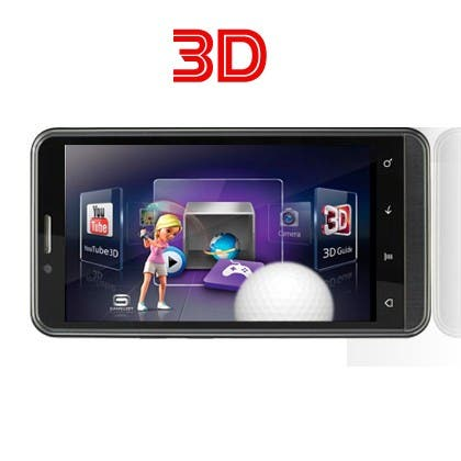 Zopo Launches Android 4 Glasses-free 3D Phone $299