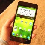 ZTE shows off 5.7 inch Grand Memo in Hong Kong