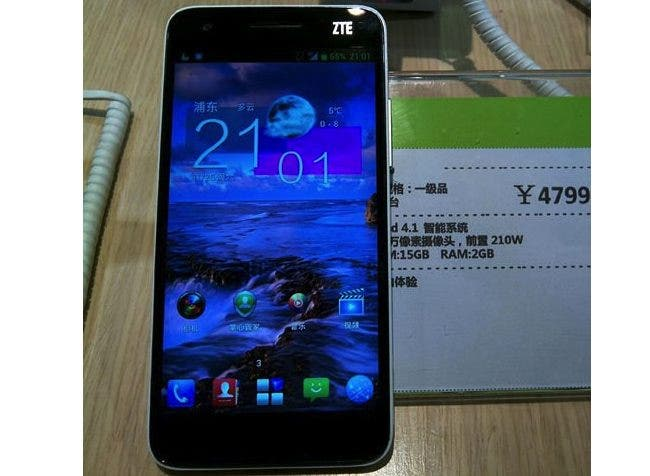 zte grand s goes on sale So which Chinese phone did I choose?