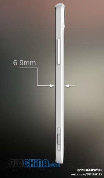 zte grand s specificaitons leaked ZTE Grand S will get Nubia Z5 level spec in a thinner body at a lower price!