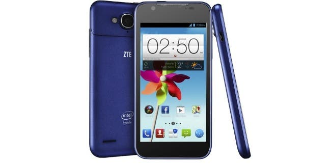 ZTE Announce ZTE Grand X2 with Intel Inside