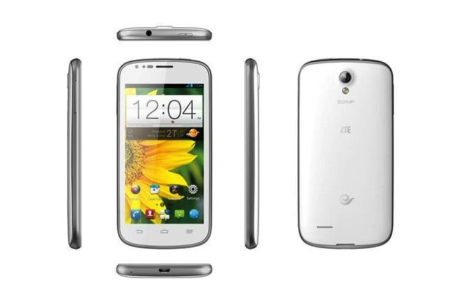 ZTE launch a quad-core Samsung Galaxy S3 clone in China!